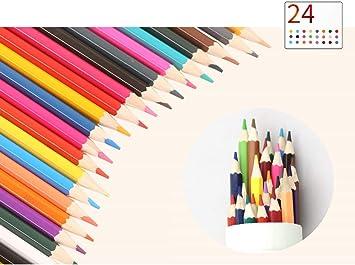 B&Julian MZ1106-558 - Lápices de colores (en caja), varios colores: Amazon.es: Juguetes y juegos