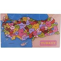 Egıtıcı Ahsap Puzzle Turkıye Har- Vardem