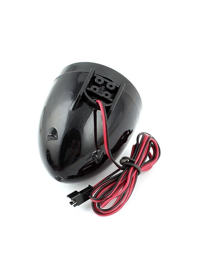 Amazon.com: Negro motocicleta reproductor de Audio Digital ...