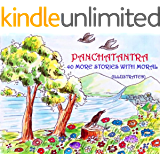 Panchatantra 40 More Stories with Moral (Illustrated) (Panchatantra Stories With Moral (Illustrated) Book 2)