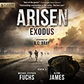 Exodus: Arisen, Book 5 | Michael Stephen Fuchs, Glynn James