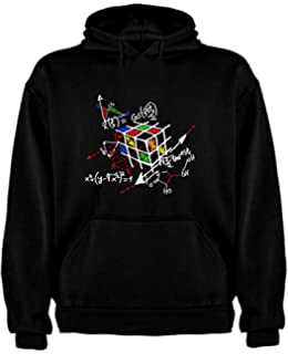 The Fan Tee Sudadera de NIÑOS Divertidas Cubo de Rubik