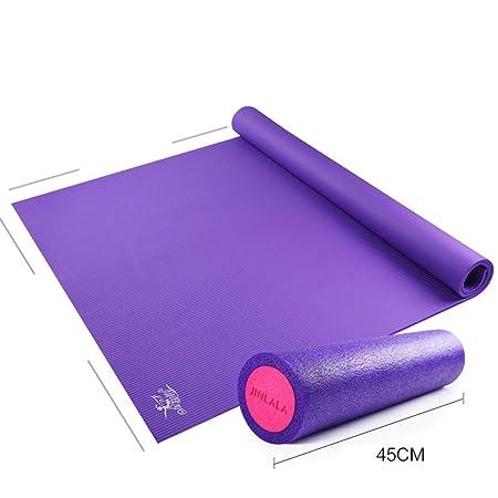 Estera de Yoga Grande Doble Estera de Yoga Engrosamiento ...