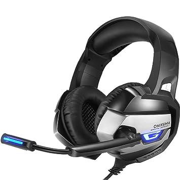Amazon com: SZOINZL PS4 Headset,PS4 Gaming Headset USB