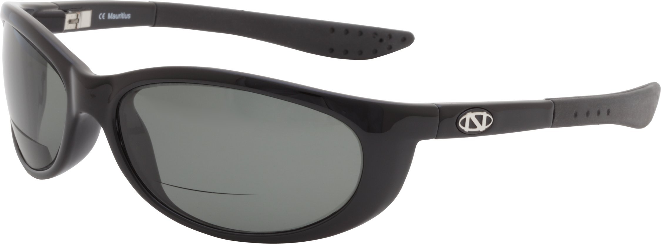ONOS Petit Boy Polarized Sunglasses (+1.5 Add Power), Black, Grey