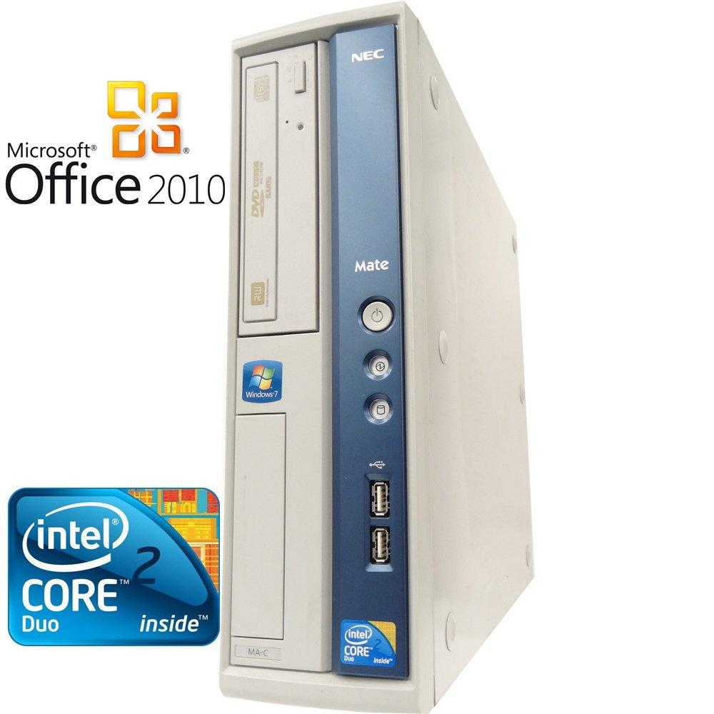 高い品質 【Microsoft B00UJ98OF0 Office2010搭載】 Duo 2【Win7 搭載】NEC ME-8/Core 2 Duo 2.83GHz/メモリ4GB/HDD250GB/DVDスーパーマルチ/中古デスクトップパソコン B00UJ98OF0, エムトラCARショップ:8d90a58c --- arianechie.dominiotemporario.com