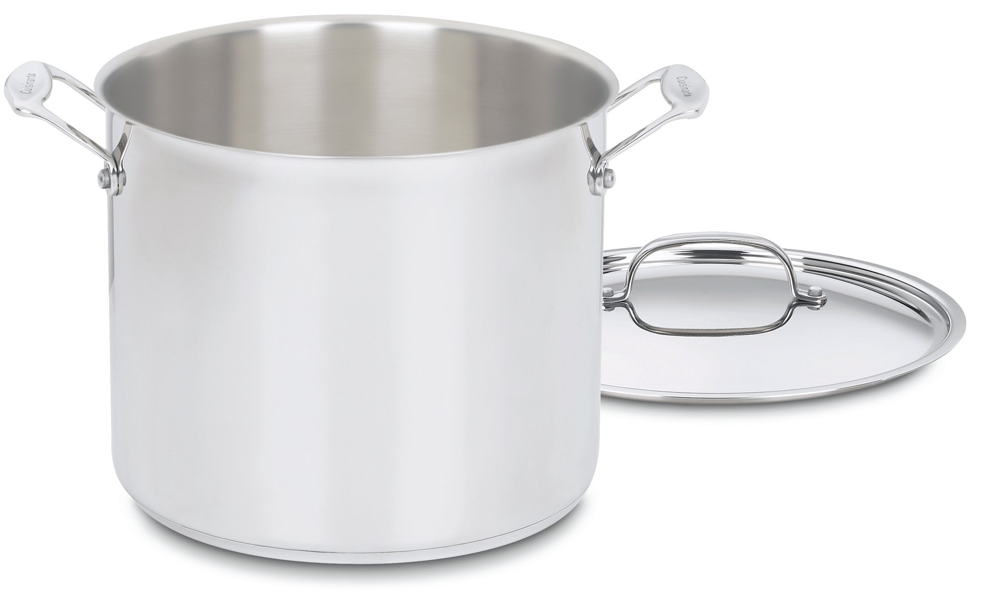 Cuisinart 766-26 Chef's Classic 12-Quart Stockpot with Cover by Cuisinart
