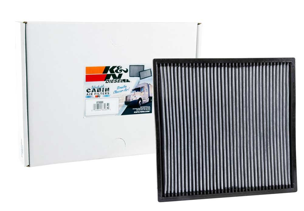 K/&N VF8000 Cabin Air Filter