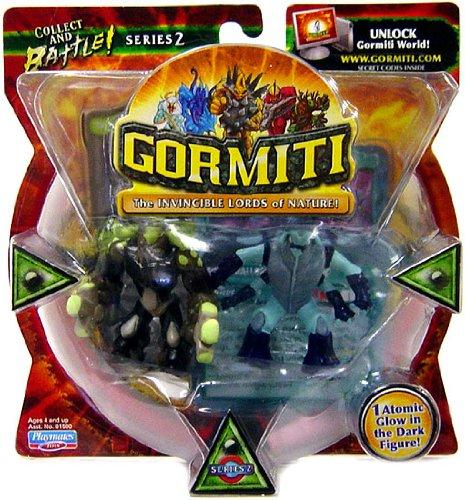 Gormiti Series 2 Action Figure 2-Pack
