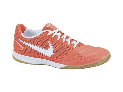 Nike Gato II - Zapatillas Fútbol Sala, Rojo, 44.5: Amazon.es: Zapatos y complementos