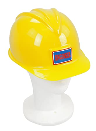 ec743750fd4 Amazon.com  Children s Construction Hard Hat (Design may vary)  Toys   Games
