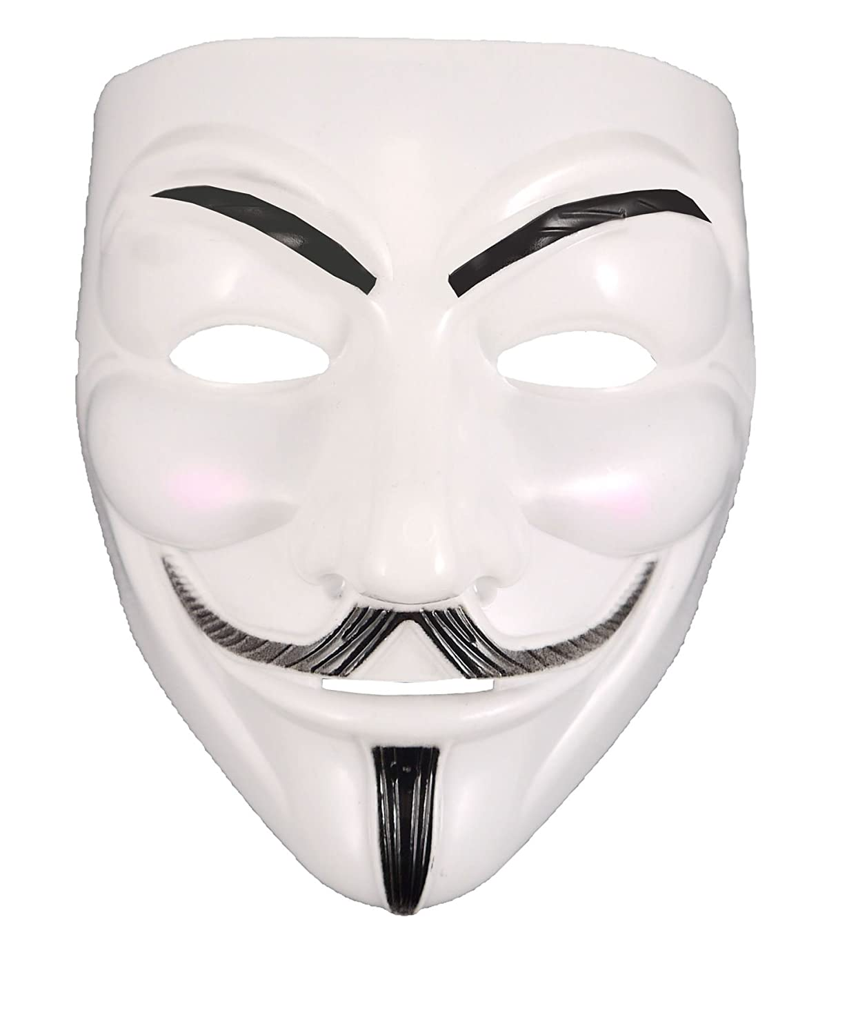 V for Vendetta Hat Adult Mens Black Halloween Costume Accessory