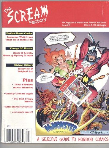 The Scream Factory Magazine Issue #19 1997