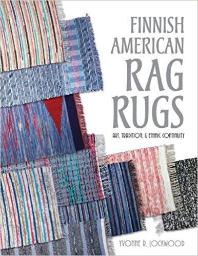 Weaver/'s Journal 36 rag rugs SCANDINAVIAN TRADITIONS krokbragd