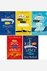 TIME TRAVELLING WITH A HAMSTER + WHAT NOT TO DO IF YOU TURN INVISIBLE + THE 1,000-YEAR-OLD BOY + THE DOG WHO SAVED THE WORLD + KID WHO CAME FROM SPACE Paperback