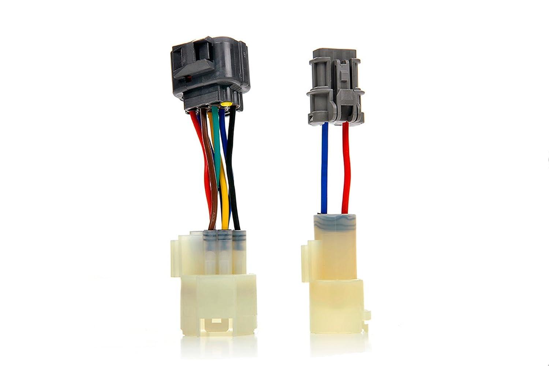 Amazon.com: Zerg Distributor Jumper Harness OBD0 To OBD1 Distributor  Adapter: Automotive
