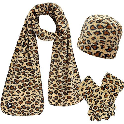 Cheetah Fleece - 8