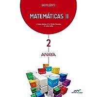 Matemáticas II. (Aprender es crecer en conexión) - 9788469812778