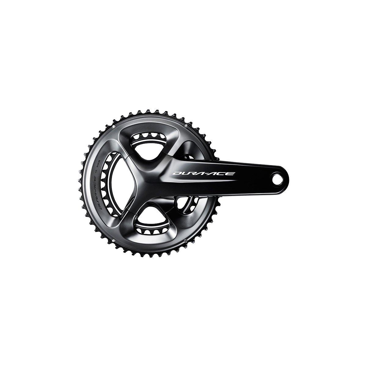 Shimanoシマノロード自転車クランクセット – fc-r9100 (177.5 mm、50 x 34t)