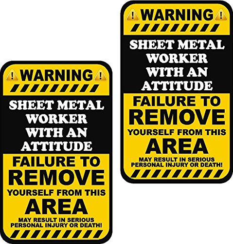 Decal Set Warning (2 - 3