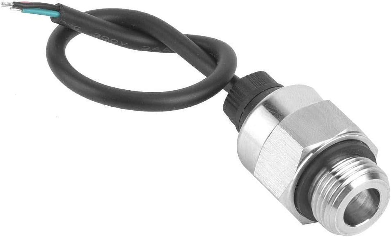 Transductor de presión de Agua a Prueba de Agua IP65 de Alta precisión de tamaño pequeño para proyectos de electrónica de construcción(0~10BAR)