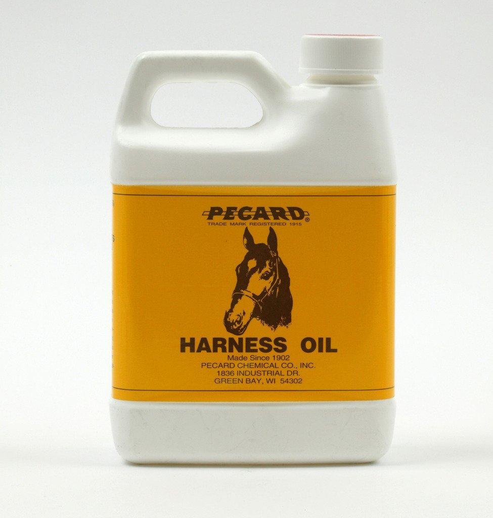 Pecard EqueCare Harness Oil, 32 oz
