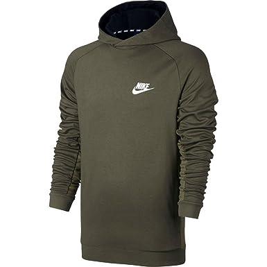 sports shoes fc7d4 5af84 Nike Sweatshirt, Herren, XLarge, Olivgrün: Amazon.de: Bekleidung