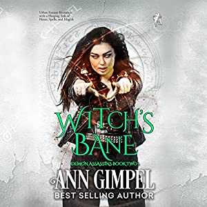 Witch's Bane Audiobook