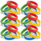 24 Building Block Bracelets!! Perfect for Children Birthdays, Party Favors, Kid's Goody Bags!!