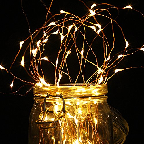 String Lights Za : GDEALER String Lights Copper Wire 50ft 150LED Starry Fairy - Import It All