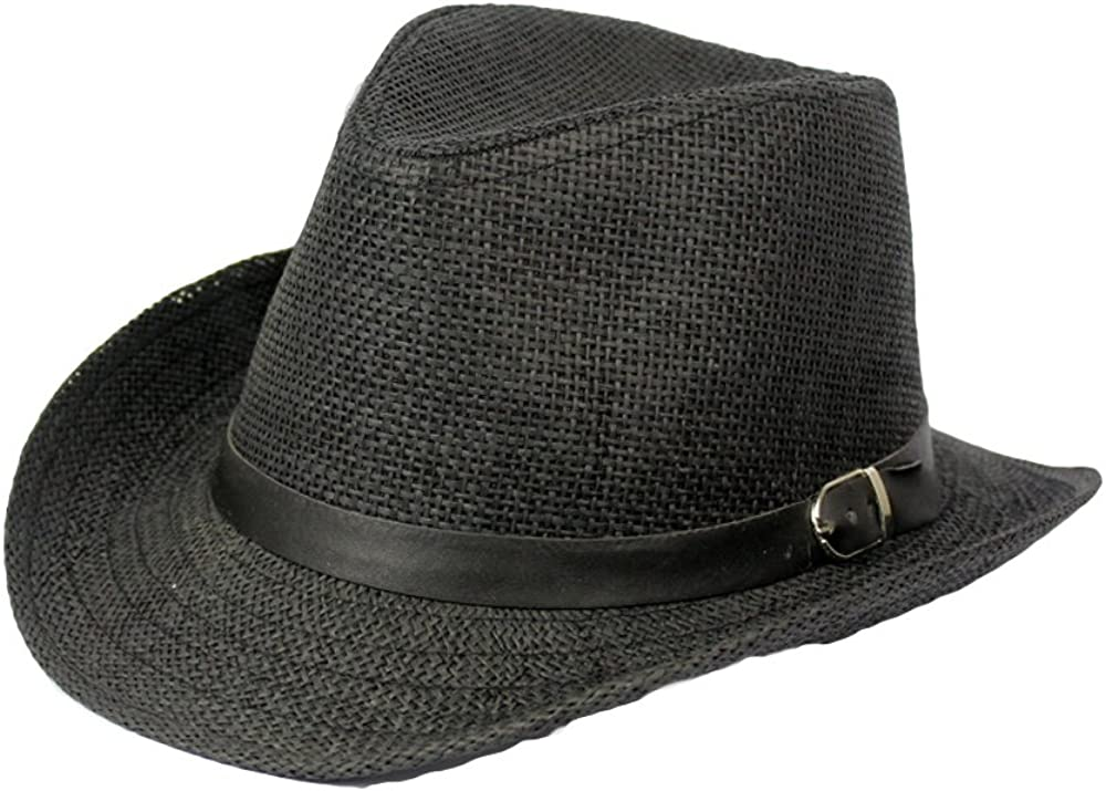 LOBZON Cappello Fedora Uomo