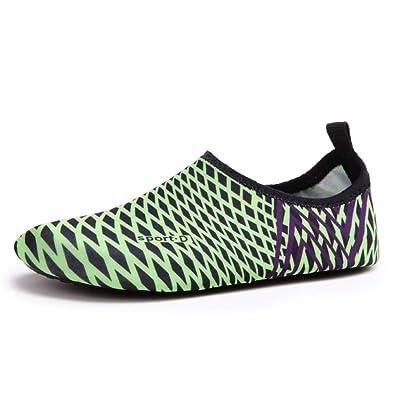HEYJO1 1PC Calcetines Zapatos de Buceo Descalzo Zapatos de ...