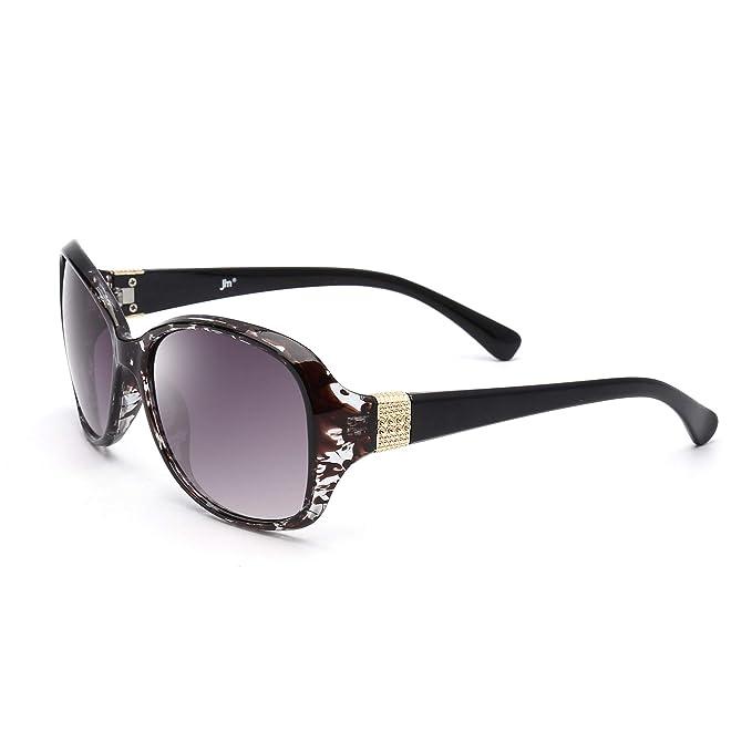 Amazon.com: Gafas de sol retro clásicas de gran tamaño ...