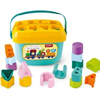 Popsugar Baby's First Blocks | Shape sorter, Colors, ABCD,