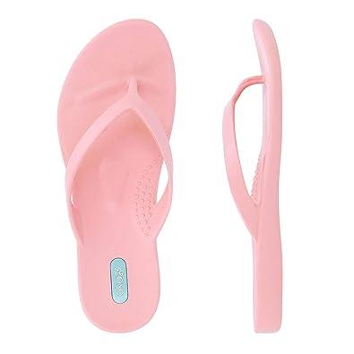 756ad55b7898 Oka-B Women s Millie Flip Flop Sandal (6 B(M) US