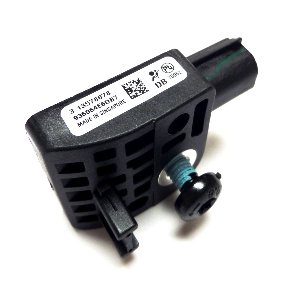 Impact Sensor OEM 13578678 Fits for Buick LaCrosse Chevrolet Suburban Trax Cadillac GMC by Baird Stone