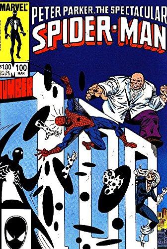 Peter Parker (Spectacular Spider-Man) (1976 series) #100