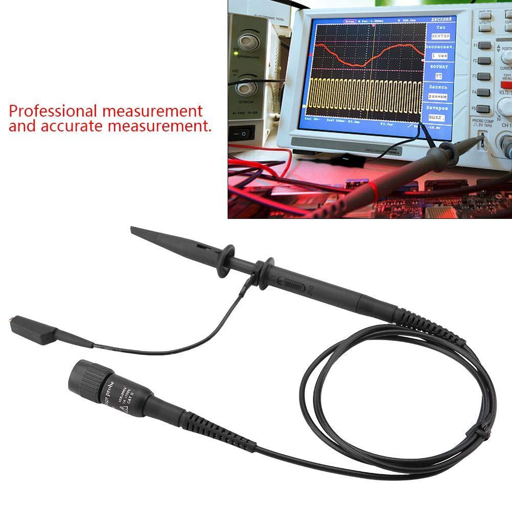 High Pressure Probe,IP2220 200MHz Universal Test Lead Kit Oscilloscope Probe Accessories
