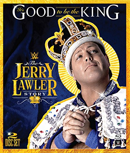 WWE: It's Good to Be the King - The Jerry Lawler Story [Blu-ray]