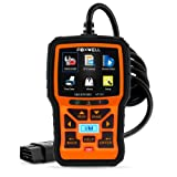 Amazon Price History for:FOXWELL NT301 Car Obd2 Code Scanner Universal Check Engine Light Diagnostic Tool Automotive Fault Code Reader CAN Obd II Eobd Scan Tool