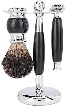 Kit de soporte de afeitadora de afeitar,cepillo de afeitar de ...
