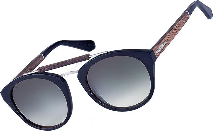 WOOD FELLAS Sonnenbrille braun Einheitsgröße onT9u7W