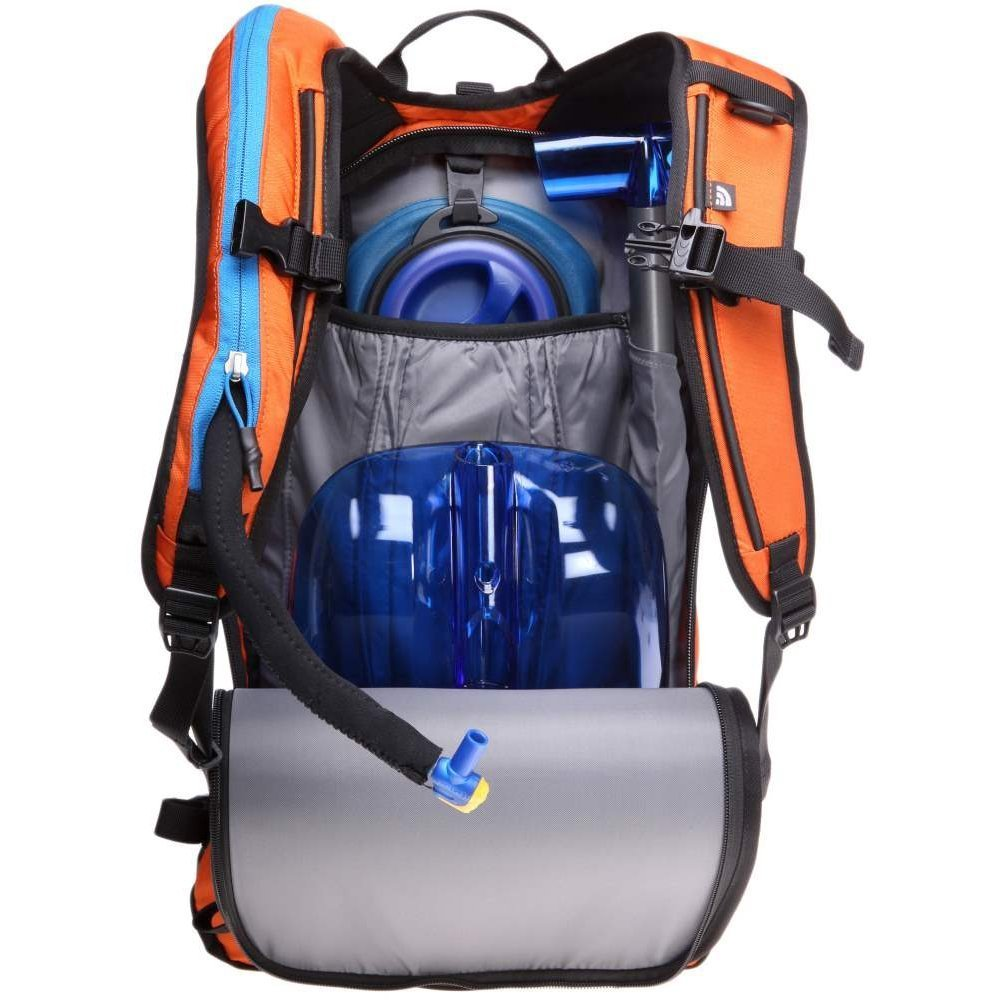 2584279fdb THE NORTH FACE Backpack Patrol 24 L Oriole Abs, Orange, 59 x 30 x 17  CM-T0A94 VVC0: Amazon.co.uk: Sports & Outdoors