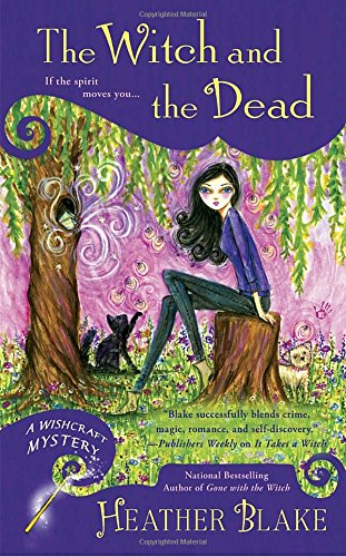 book cover of The Witch and the Dead