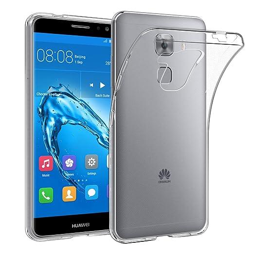 13 opinioni per Huawei Nova Plus Custodia, EasyAcc Huawei Nova Plus 5.5'' Morbido TPU Custodia