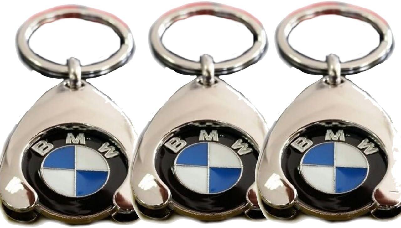 Original Bmw Schlüsselanhänger Einkaufs Chip Einkaufswagen Einkaufschip 80272446749 1er 2er 3er 4er 5er 6er 7er X1 X2 X3 X4 X5 X6 3 Auto