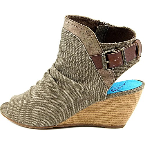 Blowfish Womens Bestie Brown Rancher Canvas / Brown Asteroid / Whiskey Dyecut