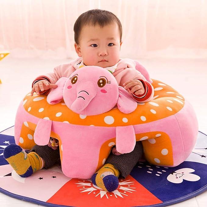 Amazon.com: Sofá de bebé con asiento de apoyo para aprender ...