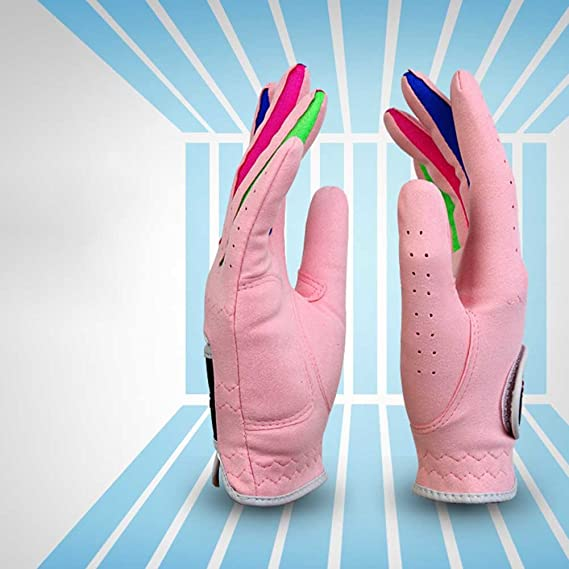 Amazon.com: PGM - Guantes de golf unisex para niños, color ...