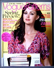 Features Spring designs by Donna Karan, Anne Klein New York, Bellville Sassoon, Badgley Mischka, Anna Sui, Tracy Reese, Guy Laroche, introducing Rebecca Taylor and Rachel Comey, fabric shopping in San Francisco and more~!